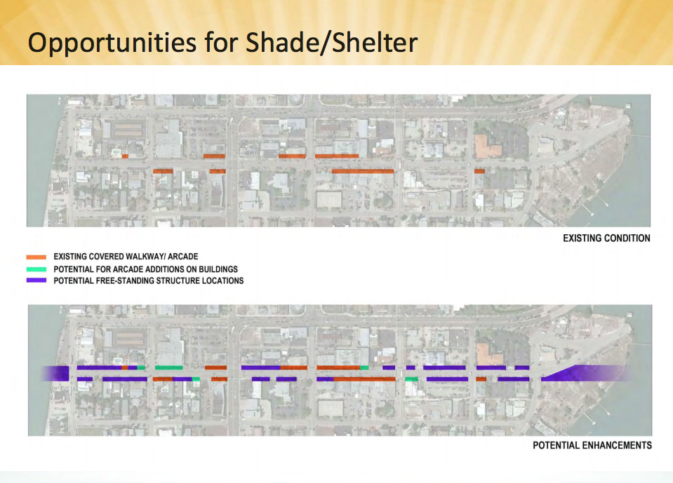 Corey Avenue Shade:Shelter