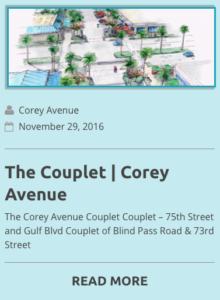the couplet corey avenue